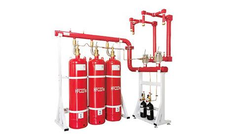 七氟丙烷气体灭火设备的挑选!