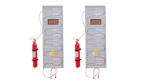 探火管式装置灭火的有效性如何?